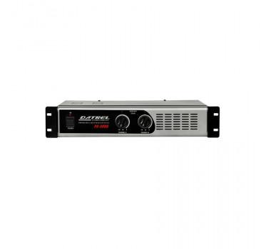 Amplificador Potencia Datrel 400 Wrms Pa3000