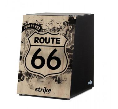 CAJON FSA ELETRICO STRIKE ROUTE 66 SK5035