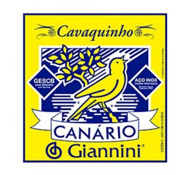 Encordoamento Cavaco Canario C/ Bolinha Gescb