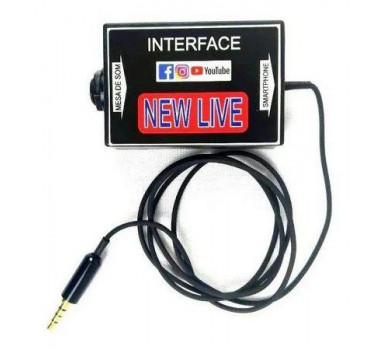Interface De Audio New Live