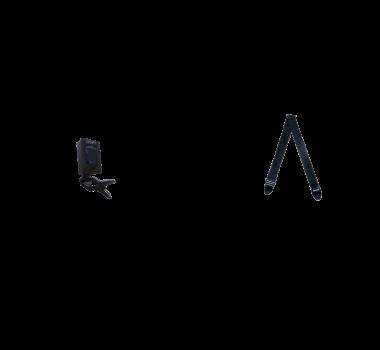 Kit Acessorios P/ Instrumentos De Cordas Kit C/2 Itens - Afinador + Correia
