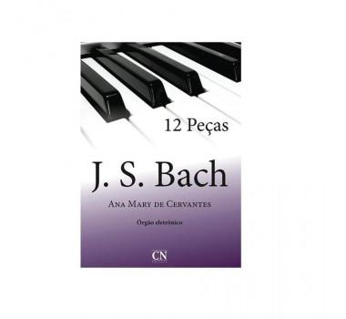 Metodo Orgao Eletronico Cn J S Bach Cn018