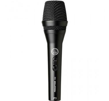 Microfone Com Fio Akg P3s