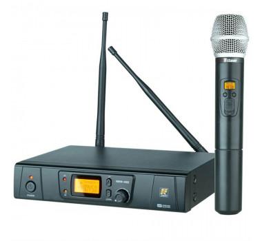 MICROFONE SEM FIO STANER UHF SRW48S