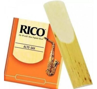 Palheta Sax Alto Rico Reeds  2.5
