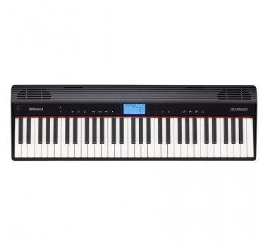 Teclado Musical Roland Go Piano 61 Teclas Go61p Piano Performance