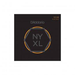 Encordoamento Guitarra Daddario Nyxl 010