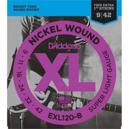 ENC GUITARRA DADDARIO XL EXL120 009