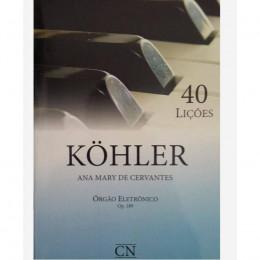 Metodo Orgao Eletronico Kohler Ana Mary Cervantes Cn008
