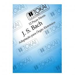 Metodo Orgao Eletronico Tokai J S Bach