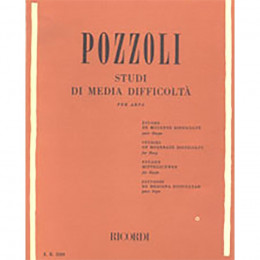 METODO POZZOLI PARTE I E II TEC DIARIA DO PIANISTA MCM-0172