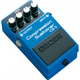 Pedal Guitarra Boss Cs3 Compressor Sustainer