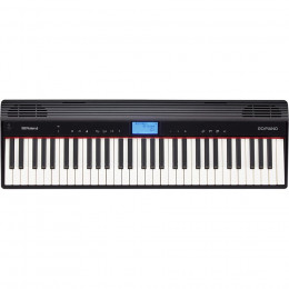 TECLADO MUSICAL ROLAND GO PIANO 61 TECLAS GO61P PIANO PERFORMANCE
