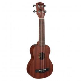 Ukulele Acoustic Tagima 21k Soprano Nylon Natural Fosco