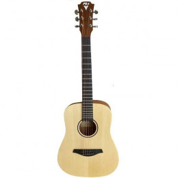 Violao ElÉTrico Phx Traveler Baby Dreadnought Natural Pxb-02