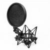 Protetor para Microfone Mxt Pop Filter Preto Pf-1